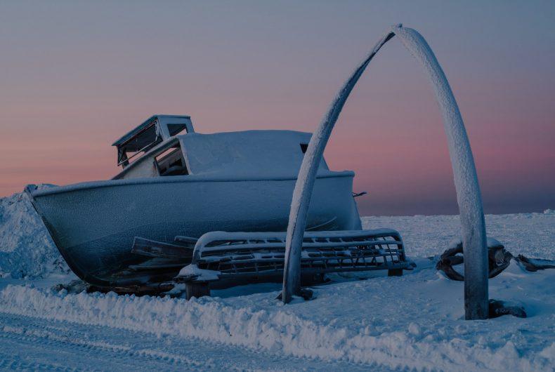 Polar Night, il freddo e il buio dell'Alaska
