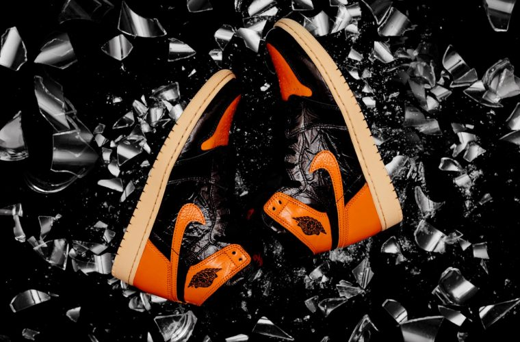 Shattered Backboard 3.0, la nuova Air Jordan 1