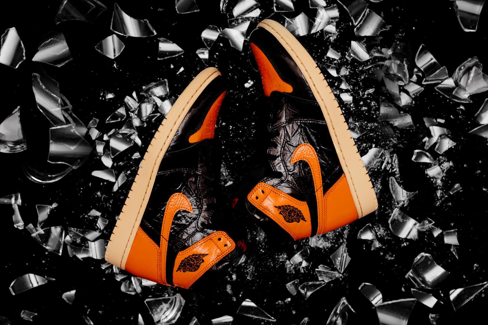 scarpe air jordan 1 arancioni