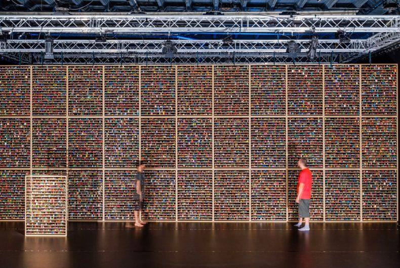 Skaparkollektivet Forma, 17.000 sculture per i rifugiati afghani