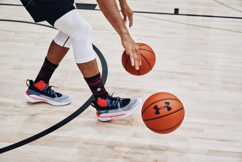 Steph Curry e Under Armour puntano al titolo con la Curry 7