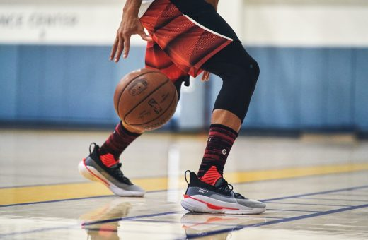 Steph Curry and Under Armour aim for the title with Curry 7