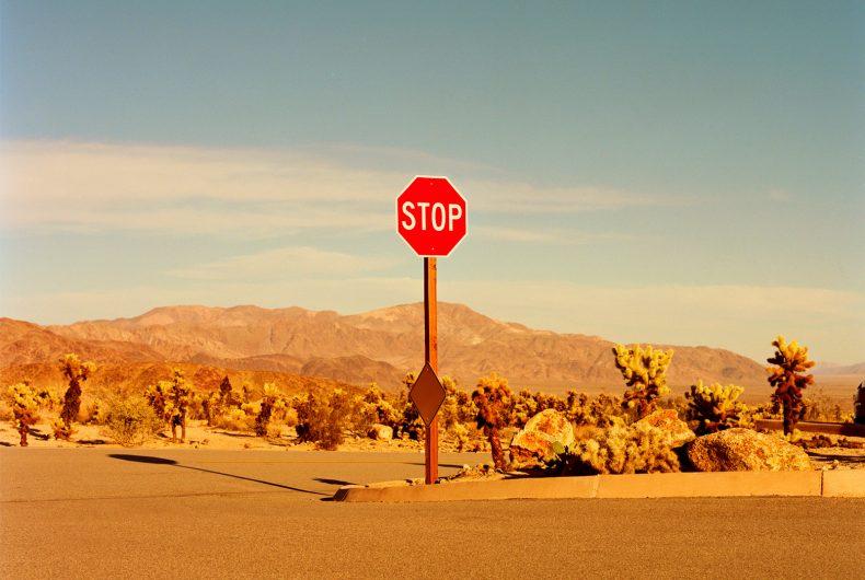 West Coast, California through Sam Wright's eyes