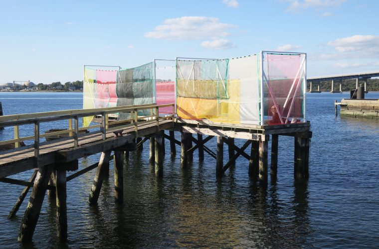Molo, l'ultima opera di Alberonero negli USA