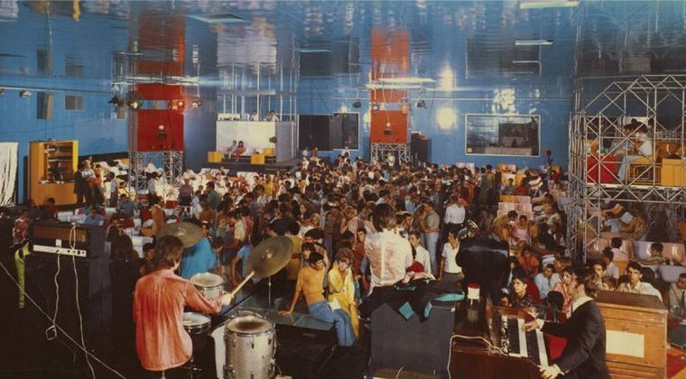 The forgotten discos. The Altromondo Club in Rimini.