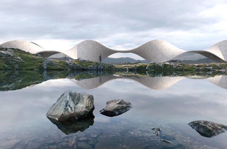 Twine, quando scultura e architettura si incontrano