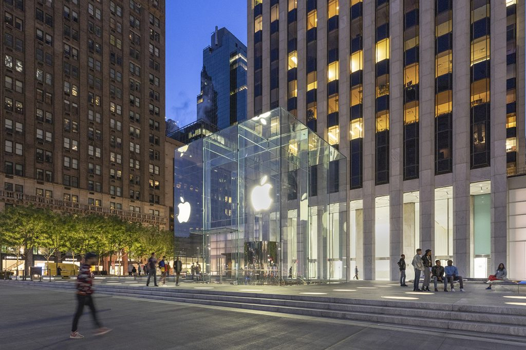apple store Foster Partners | Collater.al