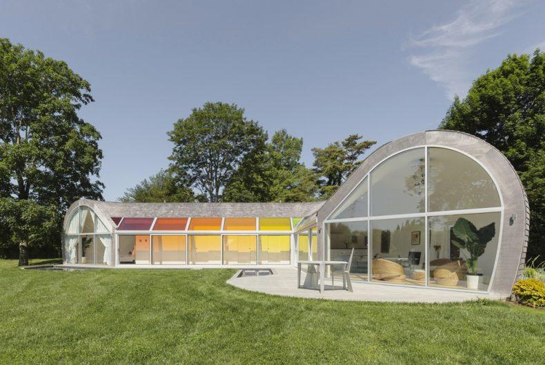 Cocoon Cottage, una casa da sogno negli Hamptons