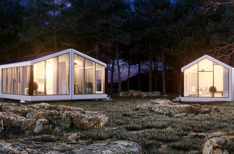 Haus, la casa stampata in 3D da costruire ovunque