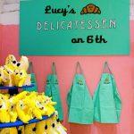 lucy sparrow Lucys Delicatessen rockefeller center | Collater.al 2