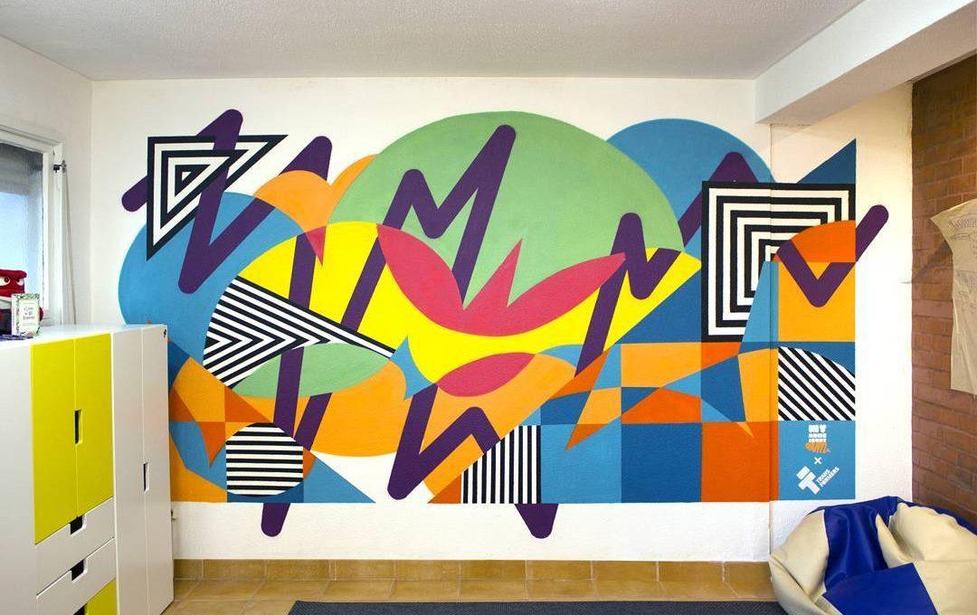 La street art di mynameisnotSEM