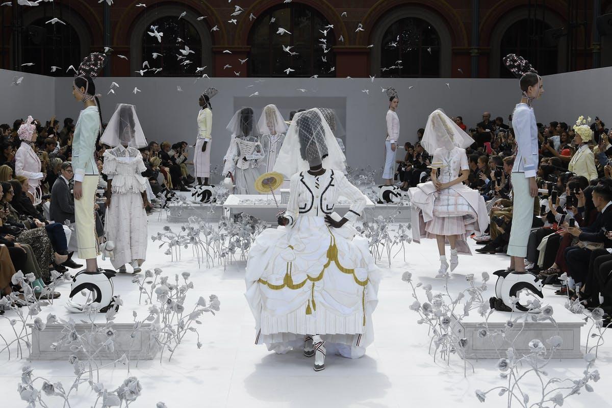Paris Fashion Week: more than fashion