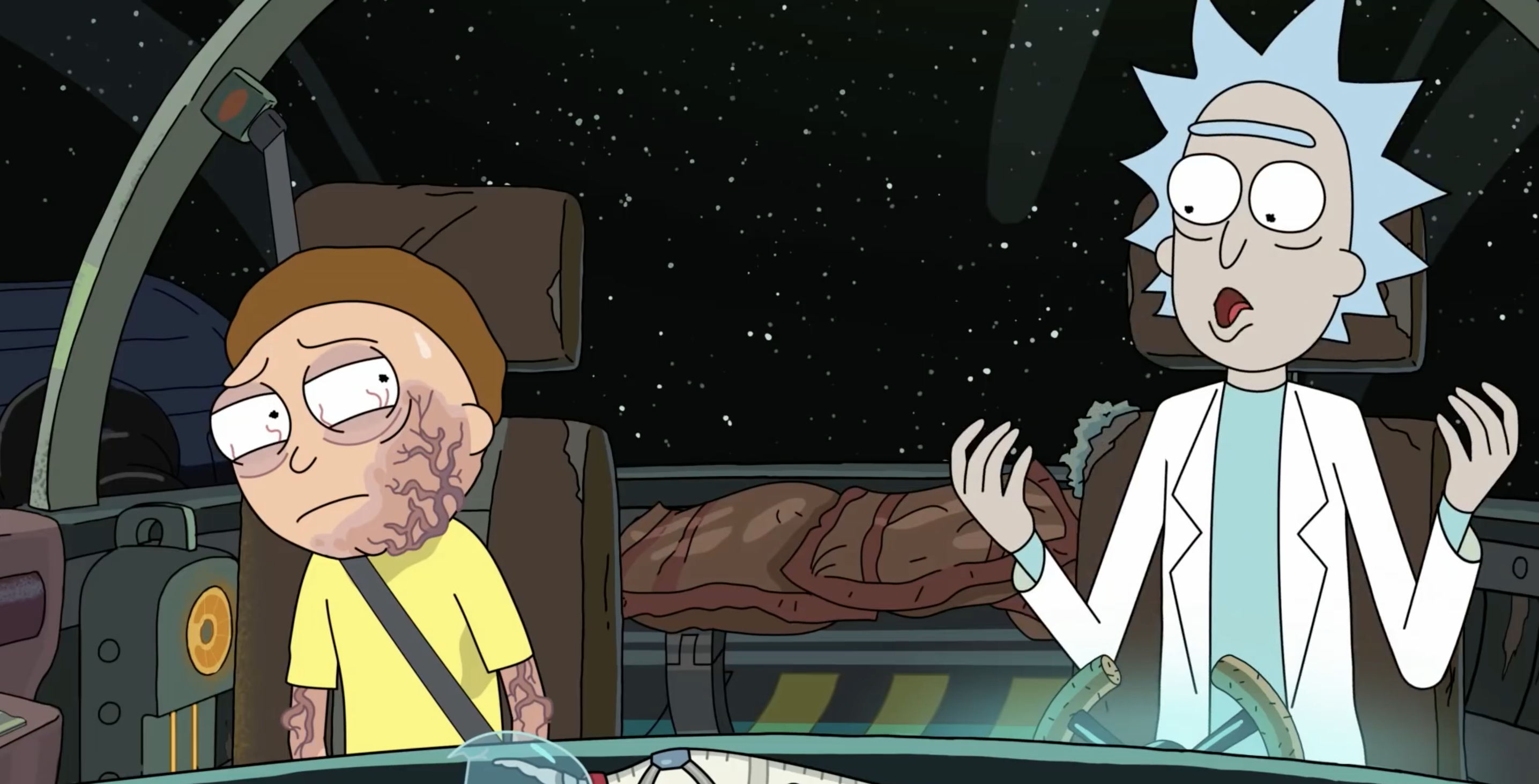 Rick and Morty season 4: watch the trailer!