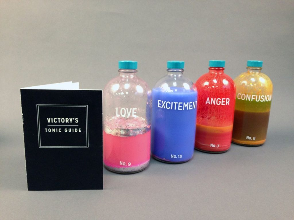 talyor kinser bottled emotions | Collater.al