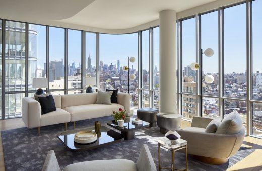 565 Broome Soho, il lusso di Renzo Piano