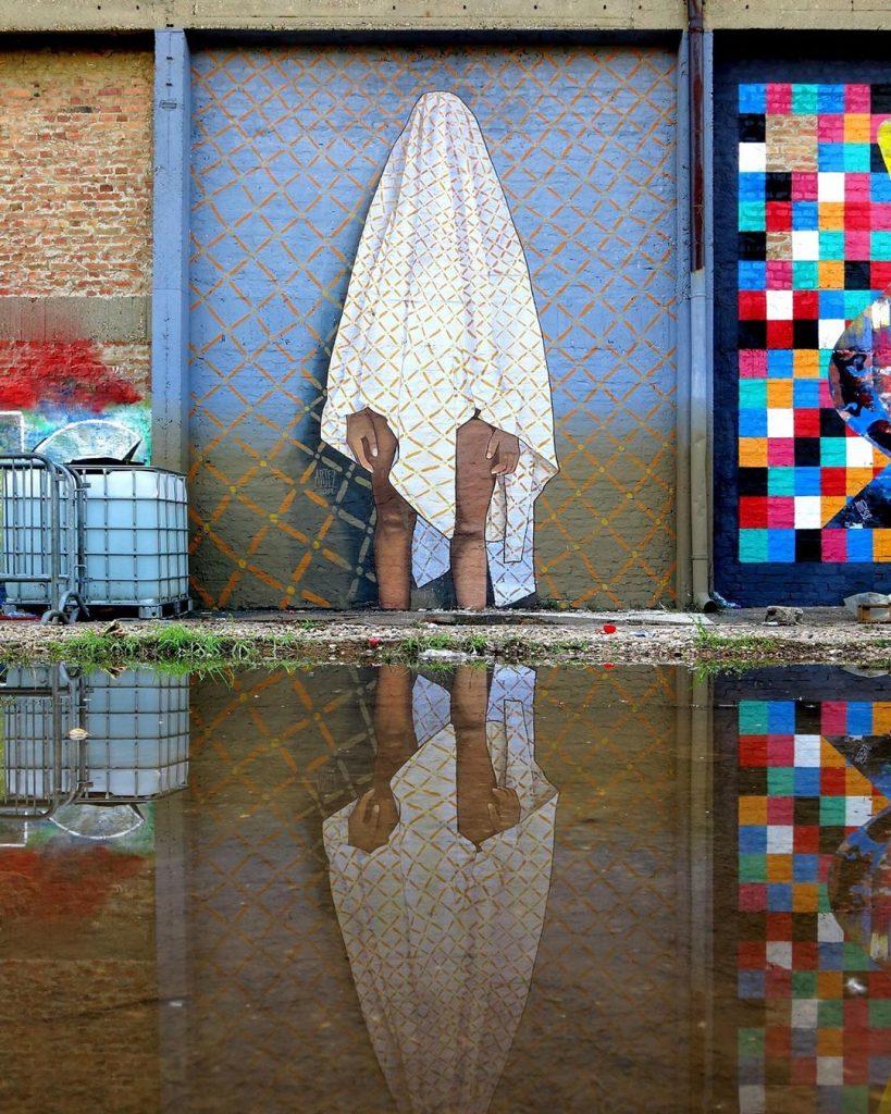 Artez, street art tra fotorealismo e illustrazione | Collater.al
