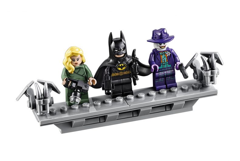 Tim Burton's Batmobile can be yours but made of LEGO bricks