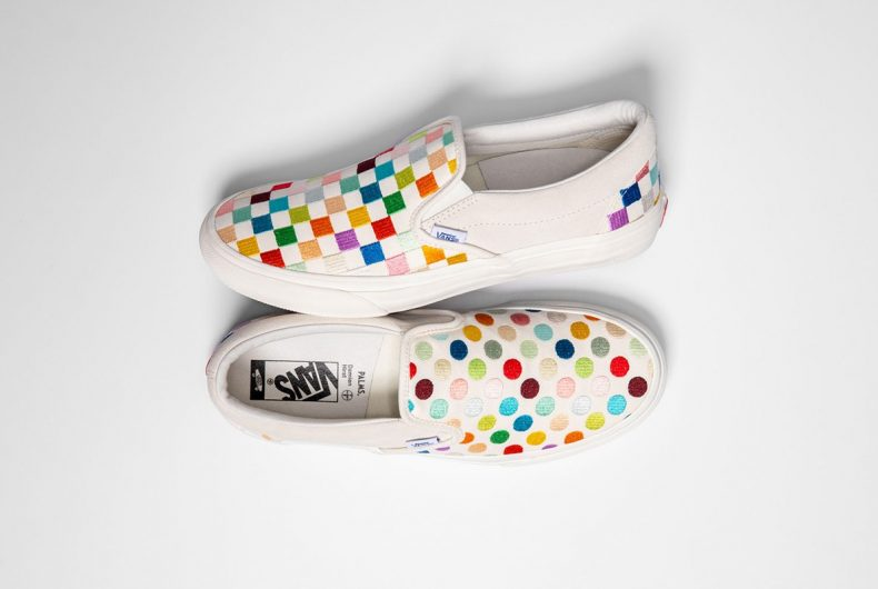 Discover the Damien Hirst x Vault by Vans collection