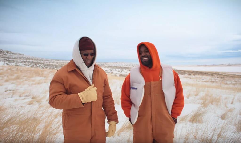 Follow God, il video del nuovo singolo di Kanye West
