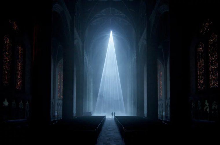 Grace Light, l'installazione immersiva della Grace Cathedral