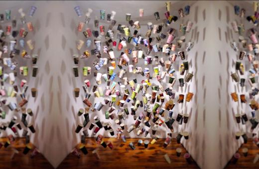 The Monolith, Gwyneth Leech's window on art