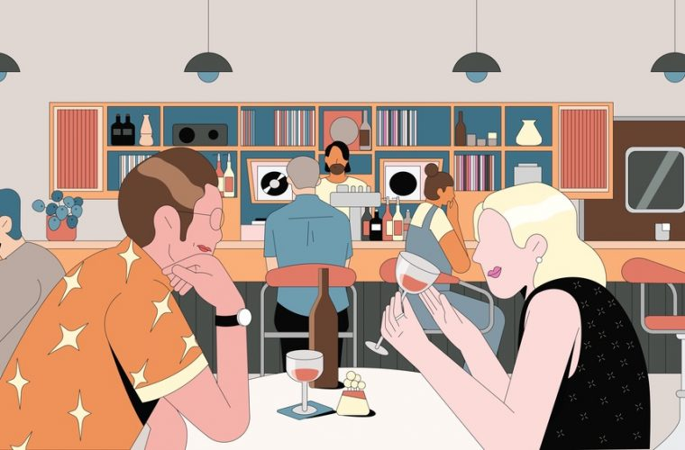 Jiaqi Wang illustra la vita quotidiana
