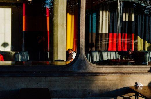 Street photography by Joshua K. Jackson