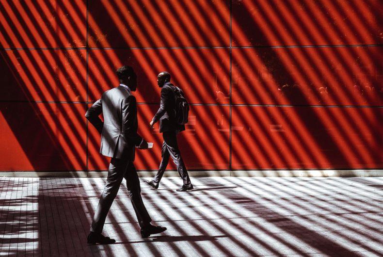 La street photography di Joshua K. Jackson