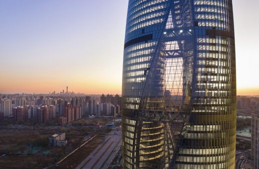 Leeza Soho Tower, il nuovo edificio progettato da Zaha Hadid Architects