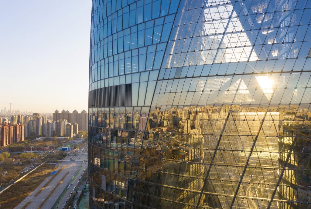 Leeza Soho Tower | Collater.al