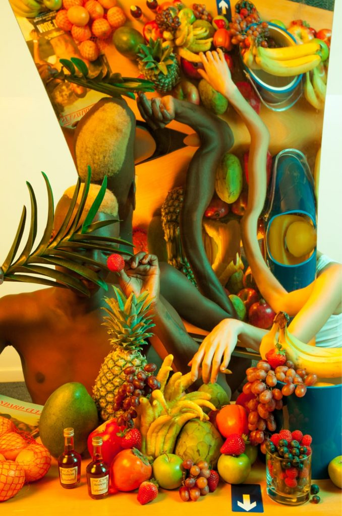 The pop-provocative aesthetic by Blaise Cepis   Collater.al