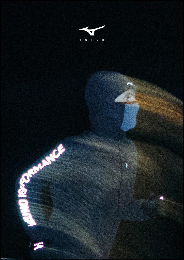 Mizuno X FUTUR | Collater.al