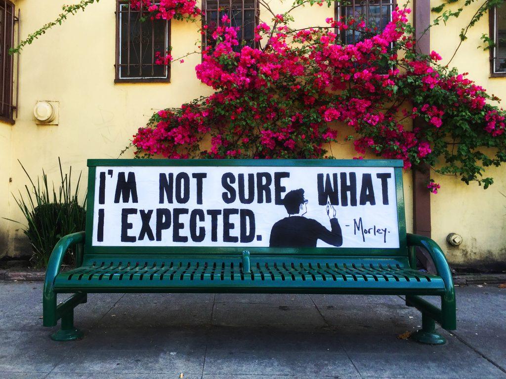 Morley, il lato ironico della street art che fa riflettere | Collater.al