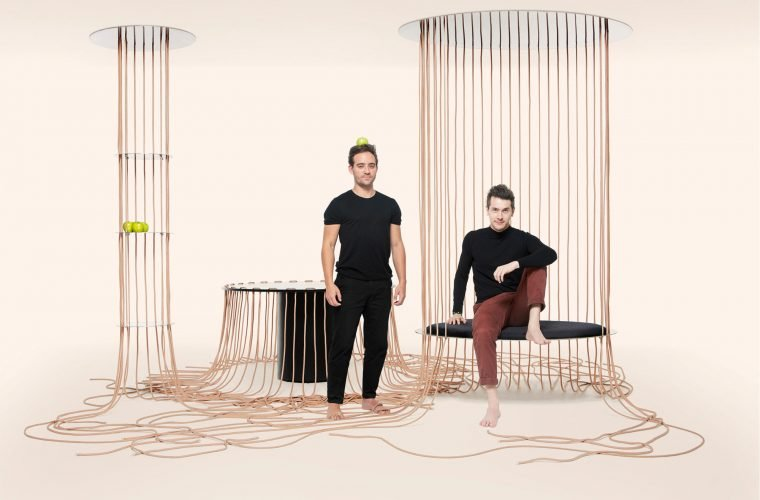 Roots, the furniture collection inspired by the trees
