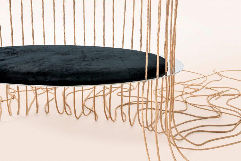 Roots, la collezione di mobili ispirata alle radici degli alberi