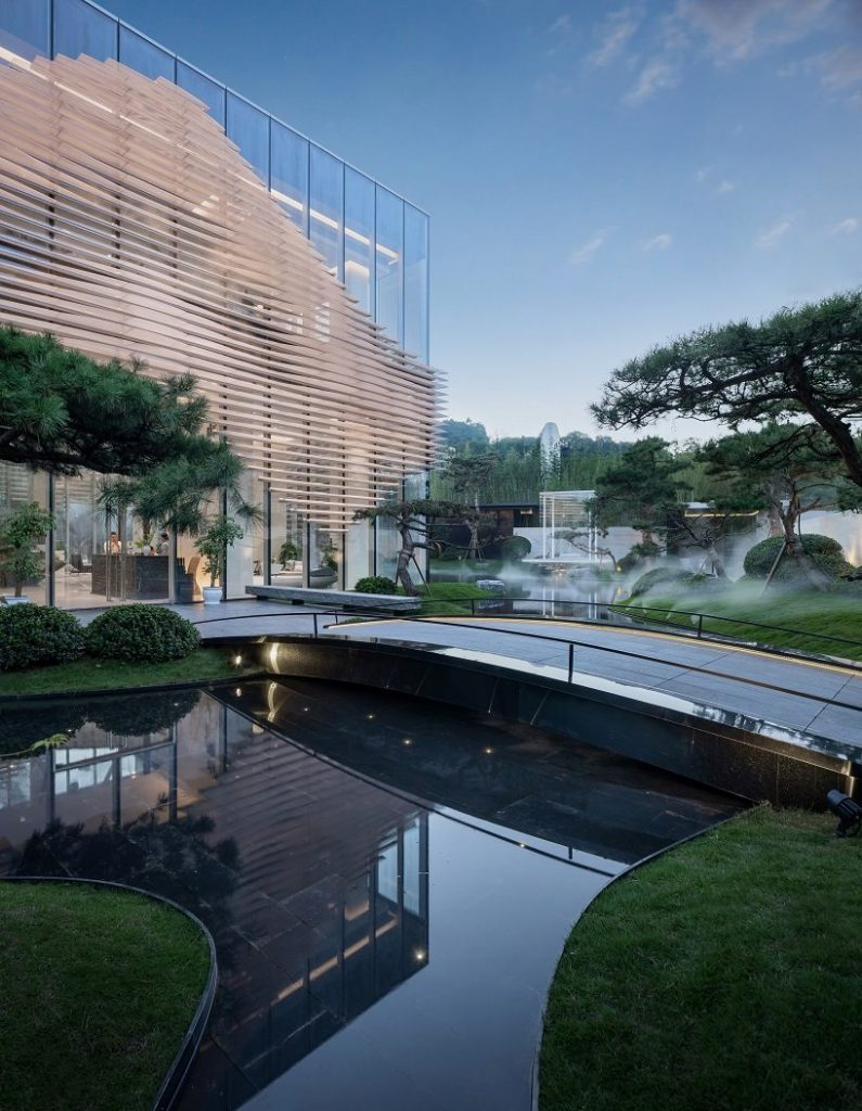 Shanxiao Sales Pavilion | Collater.al 2