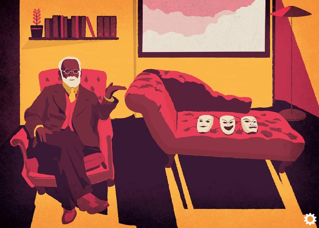 Simone Rotella and his dystopian illustrations