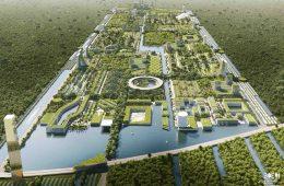 Smart Forest City, Stefano Boeri's project