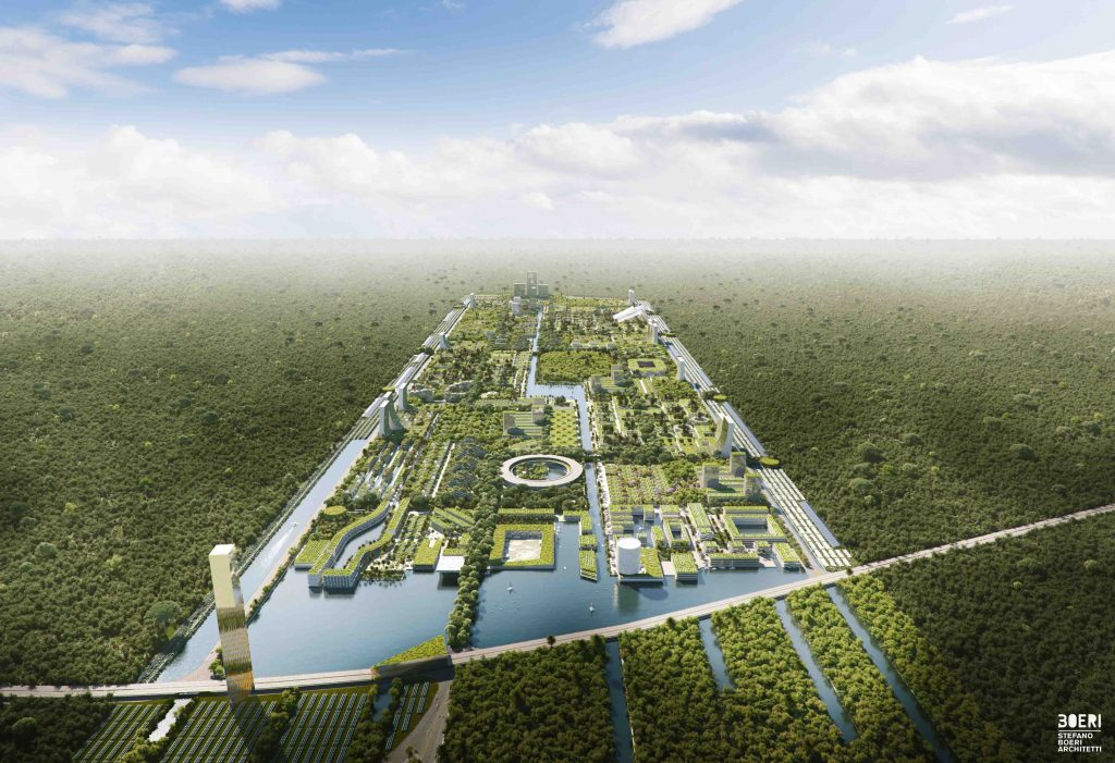 Smart Forest City Stefano Boeri | Collater.al