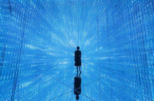 SuperNature, l'arte digitale di teamLab