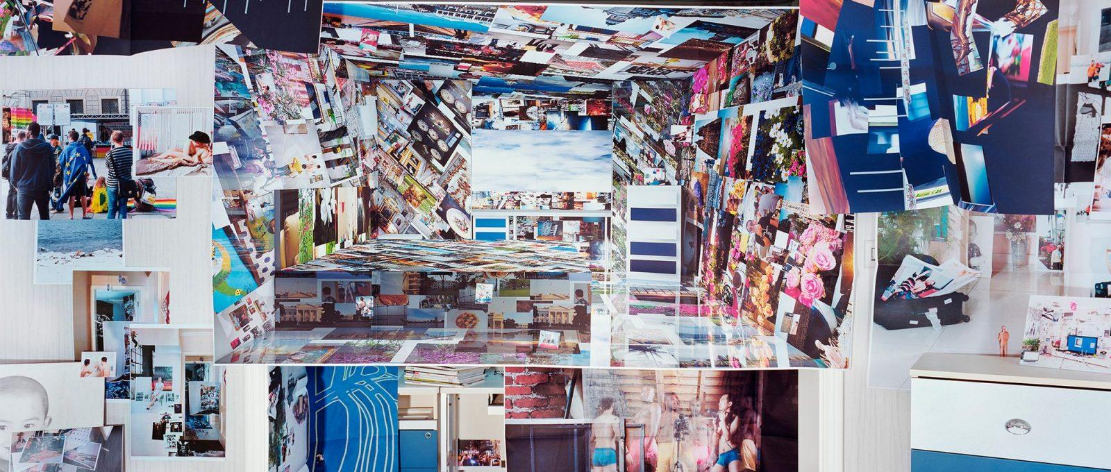 Temporarily Censored Home,  il progetto di Guanyu Xu