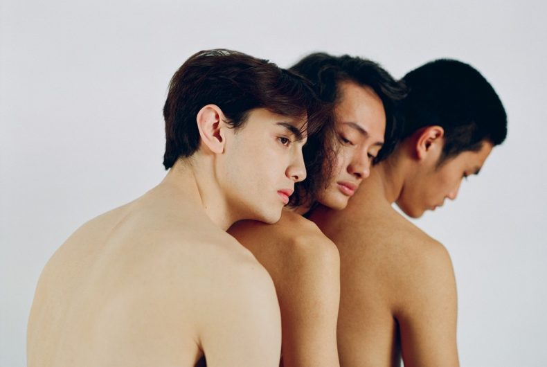 The All-America, the photographic book about the complex Asian-American male identity