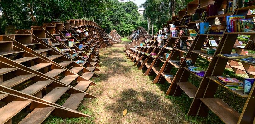 bookworm pavilion NUDES | Collater.al