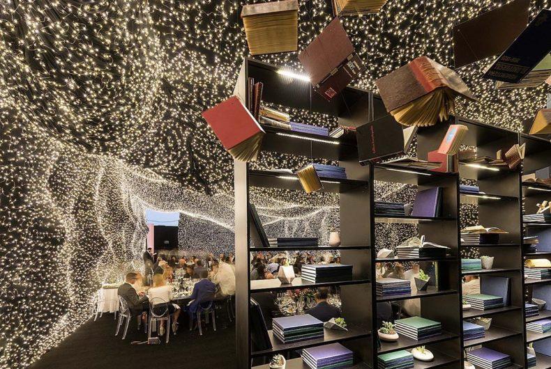 Interstellar, il film di Christopher Nolan diventa un ristorante