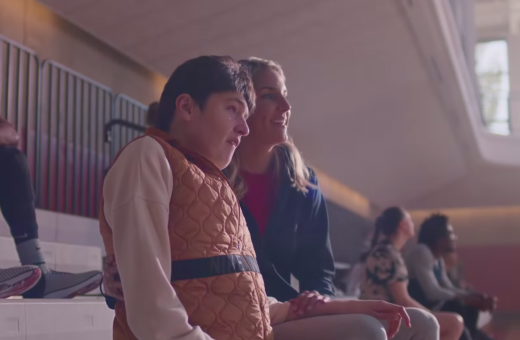 The new Nike campaign with Elena Delle Donne
