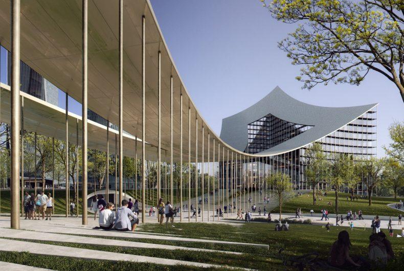 Portico, il nuovo edificio progettato per City Life