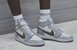 La nuova Air Jordan I High OG firmata Dior