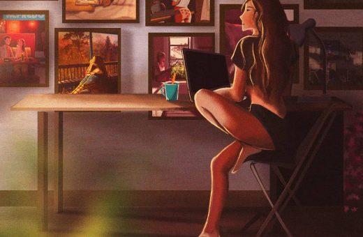 Diya Sengupta and the illustrations on female intimacy