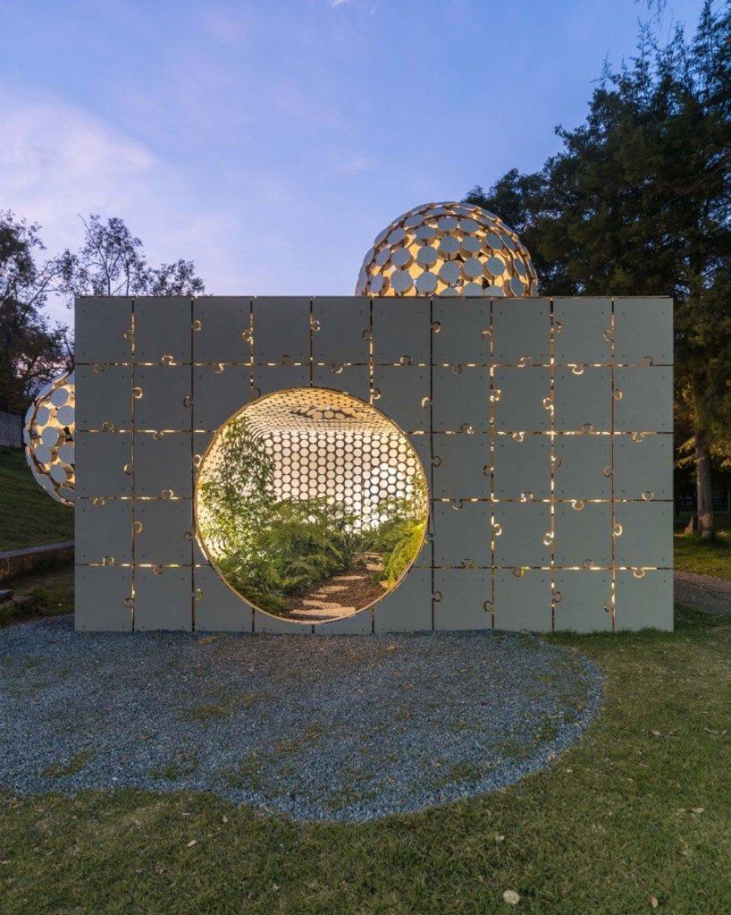 Egaligilo, il padiglione progettato da Gerardo Broissin | Collater.al