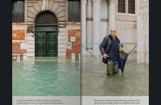 Era Mare, a photographic book that makes Venice re-emerge